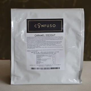 Caramel Zeezout