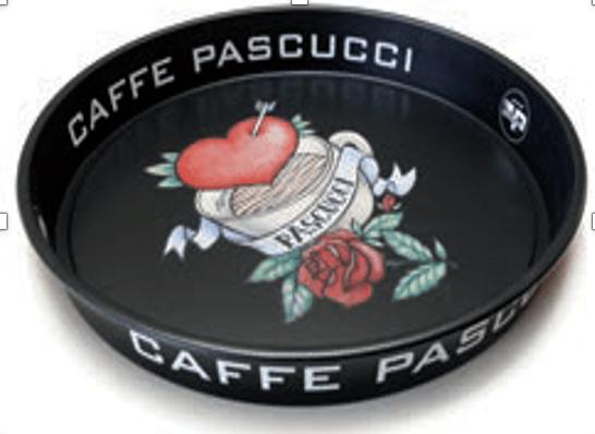 Dienblad Pascucci Zilver