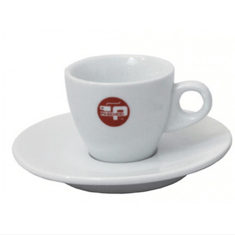 Espresso Kop en Schotels